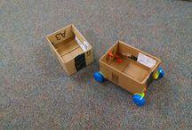 Lasten tekniikkaa ja keksintöjä