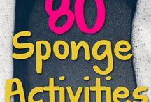Classroom/Sponge Activities