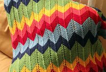 Knitting: Baby blankets
