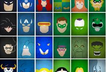 Marvel/DC Comics