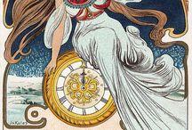 19c art nouveau