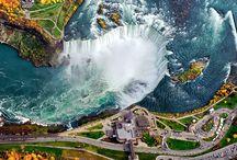 Breathtaking Waterfalls / by Tina Lee