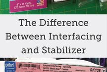 Interfacing and stabilizer