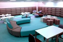 Educational Furniture / When it comes to furniture in classrooms, ranging from primary school all the way up to University level, it doesn't have to be completely boring and plain. Although you are providing them with an education that they will need for the rest of their lives, you want to make sure they feel inspired and as creative as possible. Rapid Office Systems can help, call us today on 01708 755666