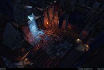 Environments / Game environments
