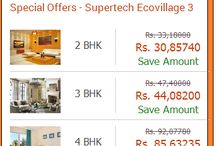 Reality infrastructure provided cheapest 2/3/4 BHK Flats in Noida Extension.