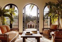 Hemingway themed room