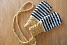 Maintenant je tricote! / Idées pour mon cours de tricot