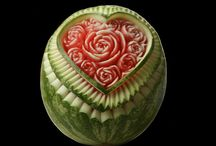 Fruit Carvings / by Stephanie Gatica