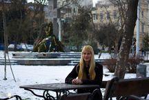 Colors of winter / Ianuarie 2015 - Parcul Eminescu #SalvatiParcul
