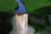 South American Waterfall´s  / We love waterfalls