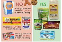 Research: Organic & non GMO / by Lisa Anderson
