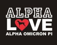 Alpha Omicron Pi <3 / by Layna May