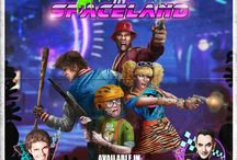 Zombies in Spaceland