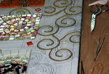 Mosaic Works In Progress (WIP)