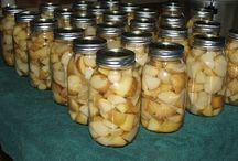 Food - Canning / by Sharon Falk
