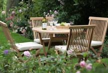 Design: Garden furniture