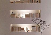 Books bookshelves