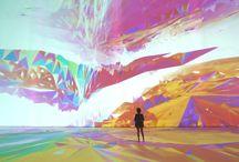 Interactive | Installation | Generative