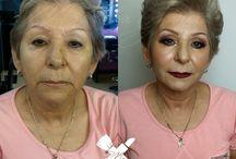 Makeup piel madura