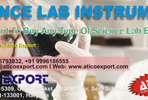 Educational Lab Equipments / Those are interested to buy Educational Lab Equipments and looking for manufacturer.  They should contact to Atico Export.  Company Name; Atico Export Phone: +919896793832, +919996186555  Email Id: sales@aticoexport.com, chopra@aticoexport.com  Website: https://www.aticoexport.com       Address: Atico House, 5309, Grain Market, Ambala Cantt, Haryana