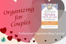 The Organized Bride's Thank You Note Handbook / The Organized Bride's Thank You Note Handbook: Let Systems and 101 Modern Sample Thank You Notes Take You From Overwhelmed to Organized by Stacey Agin Murray----Don't walk down the aisle without it!