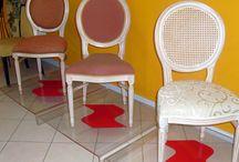 Antique vintage chairs / Antique vintage chairs by Molena