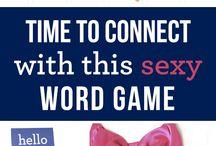 Jeux de couple / Pas forcément besoin de sortir la lingerie coquine olala caliente, ou de programmer le resto chic avec limousine pour pimenter sa vie de couple. Non. On peut même rester à la maison, et retomber amoureux. Et oui madame. Éteignez la télé. Votre soirée sera ludique, complice, sooo sexy…