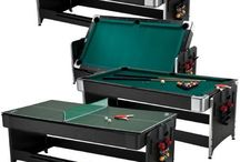 Fat Cat 7' Ultimate Playing Table 3 In 1