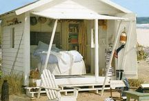 Shed Party - Outdoor living / by Kate Stubenvoll