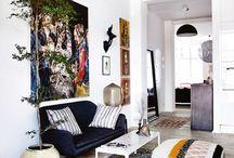 Singapore House - Lounge room style
