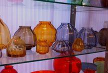 Glaswerk... / oud glaswerk...voorkeur Leerdam of Kristal Unie van Maastricht