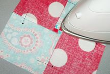 Tutorial Sewing, Quilt