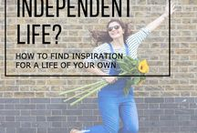|| INSPIRE & ENJOY || / Inspiration for an independent life | The best of design, interviews and stories about living an independent life