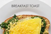 Healthy Breakfast Ideas / by Frances Keeler