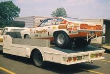 Cars-Drag Race / Drag race vehicles