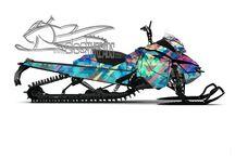 Snowmobile / Snöskoter