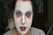 costume make up