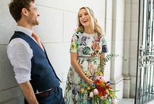 Styled Brewery Elopement