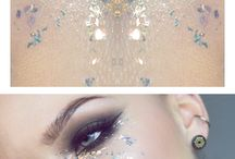 Kreativ makeup