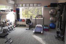 home gym inspo