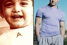 Bollywood Stars Childhood and Now! / Before the fame, the glam and the moolah, there was childhood innocence and wide-eyed awe. Take a look at these grand transformations of these #bollywood stars from innocence to superstardom!