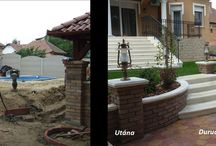 Kertépítés ötletek / Egyedi stílusú kertek építését vállaljuk, egyedei stílusú hozzá állással. Letisztul, lendületes kerteket építünk, Magyarországon nem alkalmazott szemlélet móddal vitelezzük ki kertjeinket. Ha szeretne valami egyedi megoldást a kertjében akkor keressen meg bennünket a http://www.kertepito.com, és láthat néhány jó megoldást. Ha minket választ akkor a pénzért minőséget kap elérhető áron.