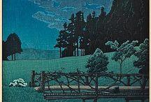 Kawase Hasui 川瀬 巴水 / 川瀬 巴水 Kawase Hasui, May 18, 1883 – November 7, 1957