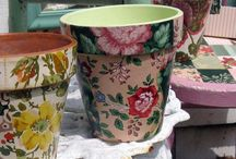 Decoupage & other DIY