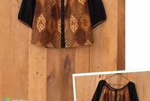 BATIK BLOUSE & DRESS