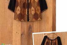 BATIK BLOUSE & DRESS
