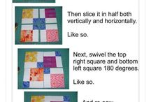Quilts - Disappearing Blocks