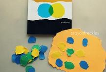 Speech- books/activity