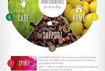 Young Living Essential Oils / My journey with Young Living essential oils...making my life better everyday!